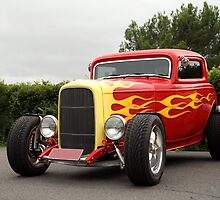 Hot Rod by Edward Hor