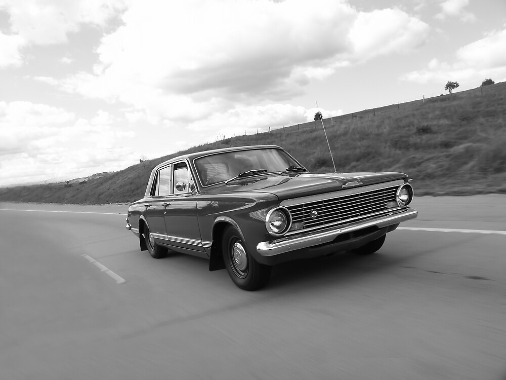 Chrysler Valiant by Edward Hor