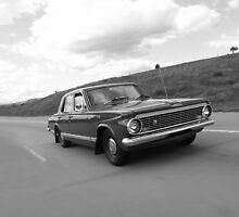Chrysler Valiant by Edward Hor