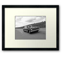 Chrysler Valiant Framed Print
