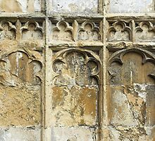 Medieval Church Detail by grandaded