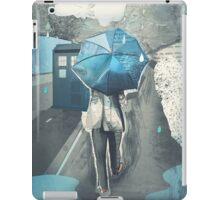 We'll Be Alright [Blue Umbrella] iPad Case/Skin