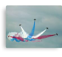 The Red Arrows: Enid Split Canvas Print
