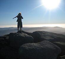 Top of the world  by Gayathri  Ramachandran