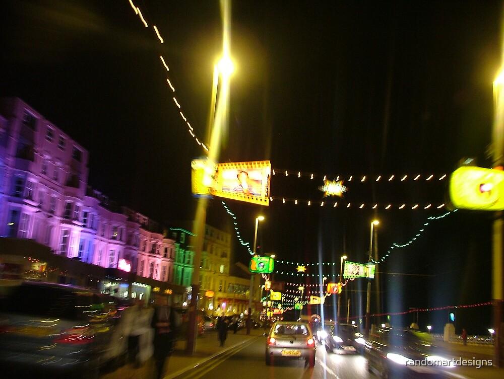 Blackpool 2 by randomartdesigns