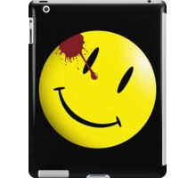 Watchmen Smiley Face iPad Case/Skin