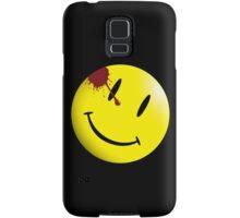 Watchmen Smiley Face Samsung Galaxy Case/Skin