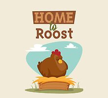 Home to Roost by Zee Wilson
