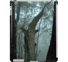 Stump On The Wine Shanty Track iPad Case/Skin