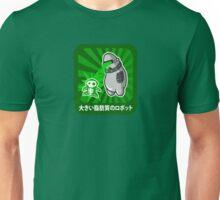 Big Fat Robot has a victim Unisex T-Shirt