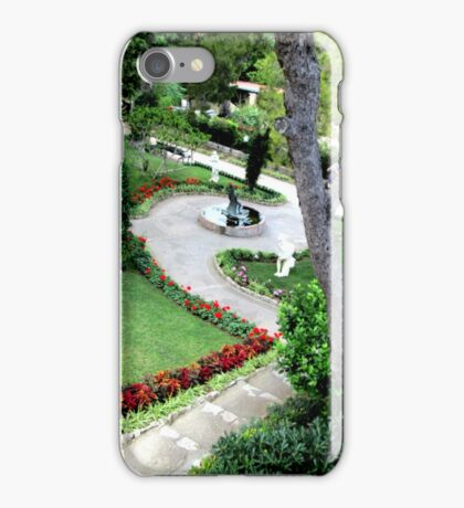 Aurelius Garden iPhone Case/Skin