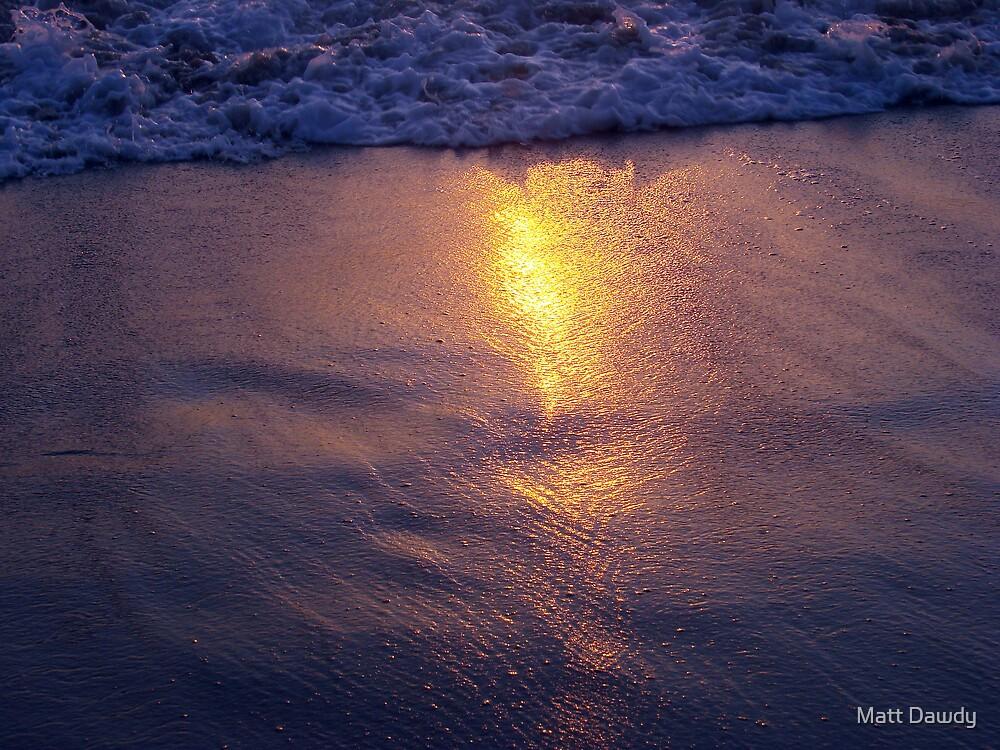Golden Sand by Matt Dawdy