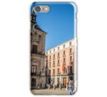 Madrid City Hall iPhone Case/Skin