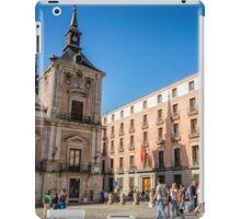 Madrid City Hall iPad Case/Skin
