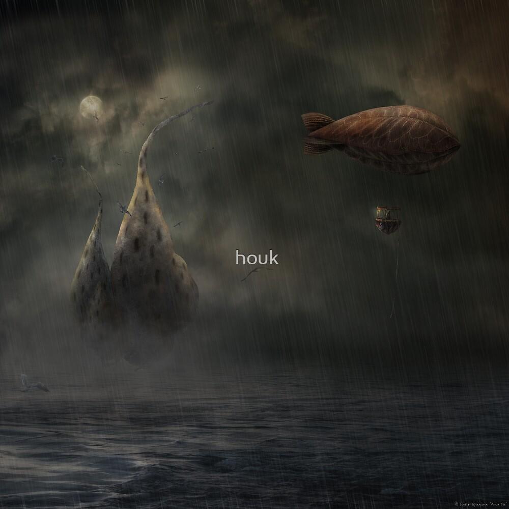Ahgir Tee by houk