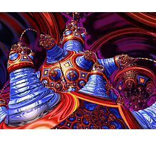 Amusements For Extraterrestrials Photographic Print