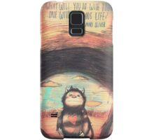 Wild Precious Life [ver. 2] Samsung Galaxy Case/Skin