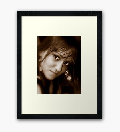 Andrada Framed Print
