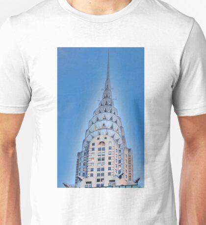 Chrysler Building New York Unisex T-Shirt