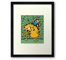 Wild Things! Framed Print