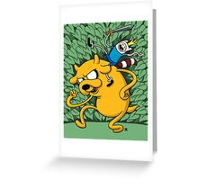 Wild Things! Greeting Card