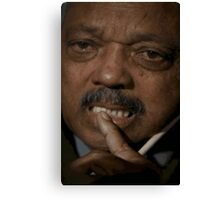 Celebs Crying  Canvas Print