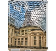 Madrid city hall iPad Case/Skin