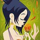 Flower by Megan Kelly