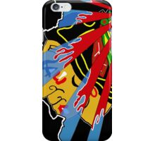 Illinois Blackhawks iPhone Case/Skin