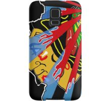 Illinois Blackhawks Samsung Galaxy Case/Skin
