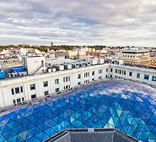 Madrid skyline by JJFarquitectos