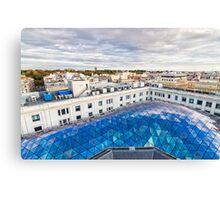 Madrid skyline Canvas Print