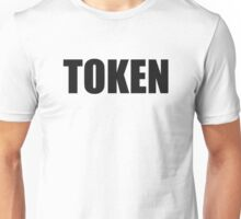 Token Minority Demographic Unisex T-Shirt