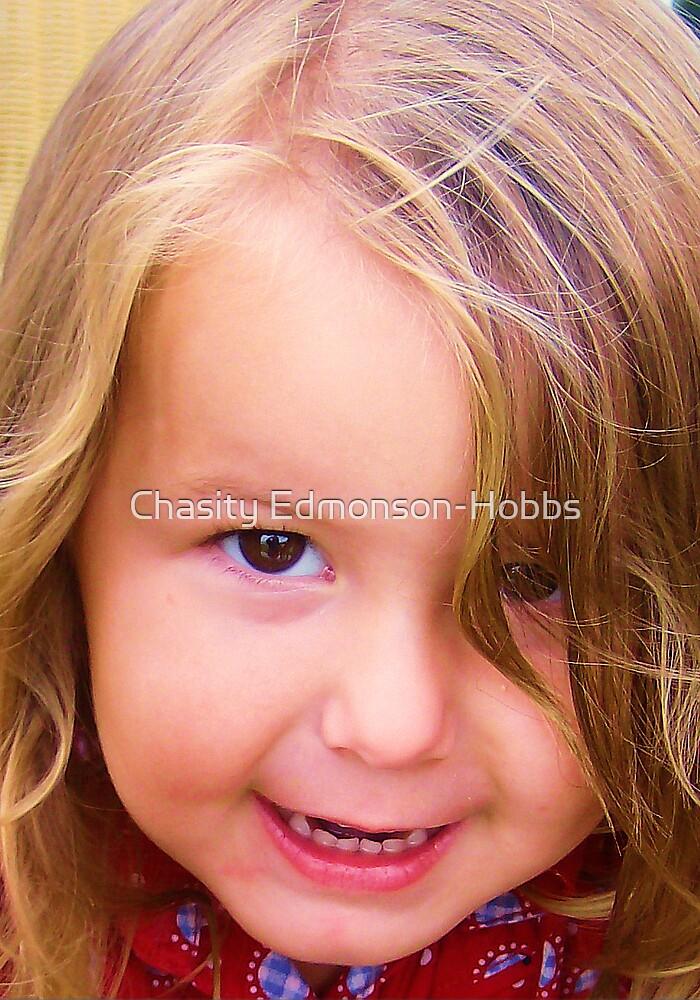 Jayden up close by Chasity Edmonson-Hobbs