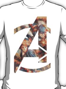 And I Won't Be Afraid - [Age of Ultron] T-Shirt