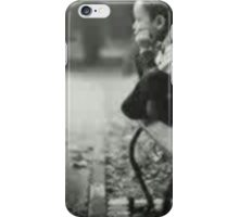 boring,wait u iPhone Case/Skin