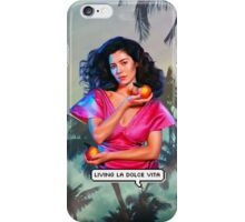 """""""Marina and the Diamonds - FROOT/Living la dolce vita"""" iPhone Case/Skin"""