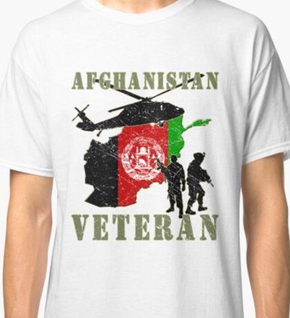 Afghanistan Veteran Classic T-Shirt