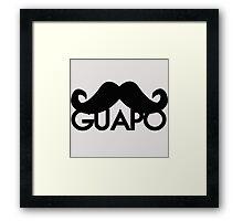 Guapo Framed Print