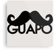 Guapo Metal Print