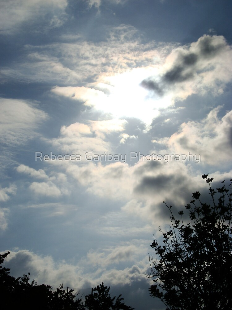 New Clouds #2 by Rebecca Garibay Photography