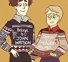 Christmas Sweaters! by vellium