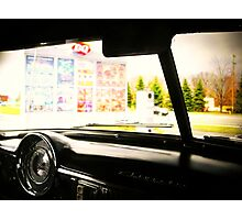 SUNDAY DRIVE Photographic Print