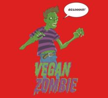 Vegan Zombie Kids Clothes