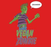 Vegan Zombie Baby Tee