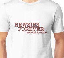 Newsies Forever Unisex T-Shirt