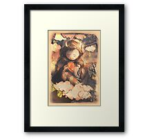 There is still some time - [Don't Go] Framed Print