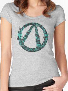 Vault Hunters Women's Fitted Scoop T-Shirt