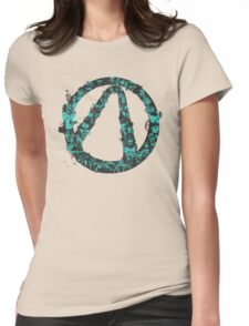 Vault Hunters Womens Fitted T-Shirt