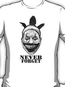 NEVER FORGET TWISTY T-Shirt